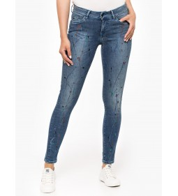 "Pepe Jeans ""Pixie Paint"" 000 Denim"