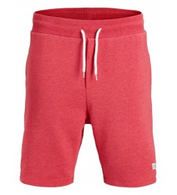 "Jack & Jones ""Jorhouston Sweat Shorts"" Scarlet Sweat"