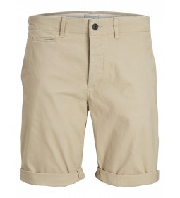 "Jack & Jones ""Jjenzo Shorts"" White Pepper Chino"