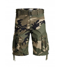 "Jack & Jones ""Jianakin Jjcargo Short""  Green Eyes Cargo"