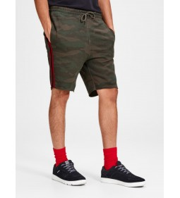 "Jack & Jones ""Jortape Sweat Short"" Thyme"