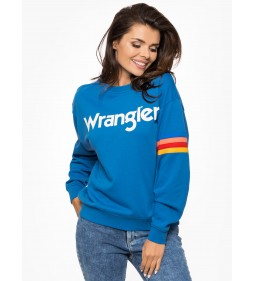 "Wrangler ""Logo Sweat Deep"" Water"