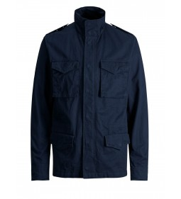 "Jack & Jones ""Jproscar Field Jacket"" Dark Navy Plus"