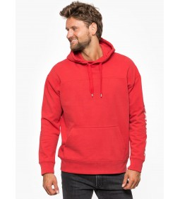 "Lee ""Jeans Hoody"" Bright Red"