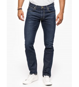 "Lee ""Daren Zip Fly"" Dark Wash"
