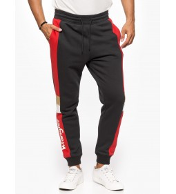 "Wrangler ""Trackpants"" Faded Black"