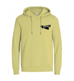 "Jack & Jones ""Jorstateit Sweat Hood"" Endive"