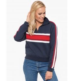 """Tommy Jeans """"Zip Sweatshirt"""" Navy"""