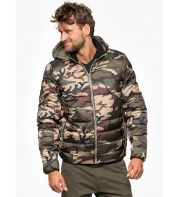 "Wrangler ""Puffer Jacket"" Camouflage"
