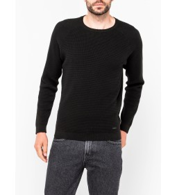 "Lee ""Crew Knit"" Pitch Black"
