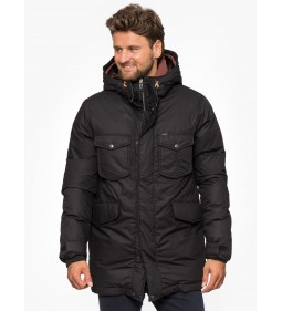 "Lee ""Artic Parka"" Pitch Black"