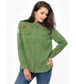 "Pepe Jeans ""Katja"" Otter Green"