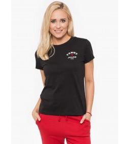 "Tommy Jeans ""Feminine Logo"" Black"