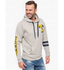 "Tommy Jeans ""Multihit Graphic"" Grey"