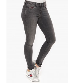 "Tommy Jeans "" Mid Rise Skinny Nora"" Cogrst"
