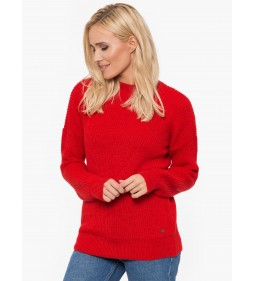 """Mustang """"Sweter"""" Red"""