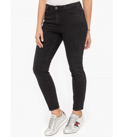 "Tommy Jeans ""High Rise Skinny Santana"" Black"
