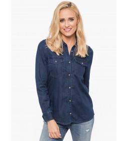 """Tommy Jeans """"Jeans Denim Shirt"""" Blue"""