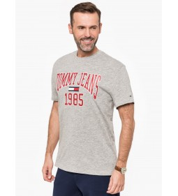 "Tommy Jeans ""Collegiate Tee"" Grey"