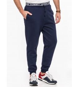 "Tommy Jeans ""TJM Rib Logo Sweatpa"" Navy"