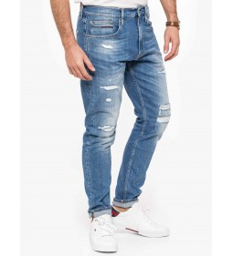 "Tommy Jeans ""Modern Tapered Ray"" Light Bl"