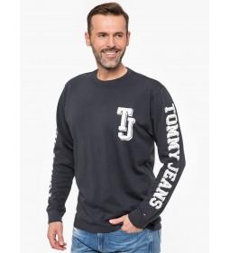 """Tommy Jeans """"Multihit Longsle"""" Navy"""