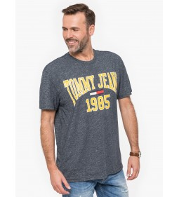 "Tommy Jeans ""Collegiate Tee""  Gray"