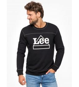 """Lee """"Graphic SWS"""" Black"""