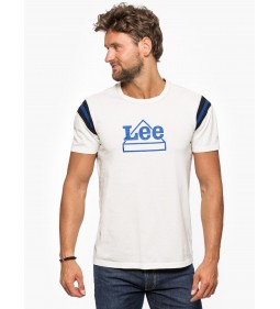 "Lee ""Worker Logo T"" Vanilla Ice"