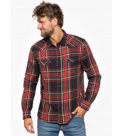 "Wrangler ""Western Shirt"" Salsa Red"
