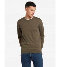 "Wrangler ""Crew Knit"" Dusty Olive"