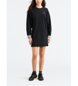 "Levi's ""LS Sweatshirt Dress"" Mineral Black"