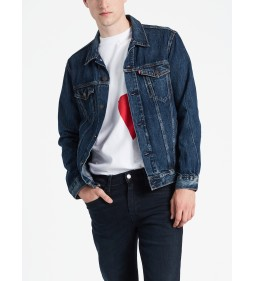 "Levi's ""The Trucker Jacket"" Palmer Trucker"