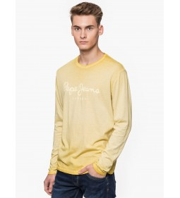 "Pepe Jeans ""West Sir LS"" Yellow"