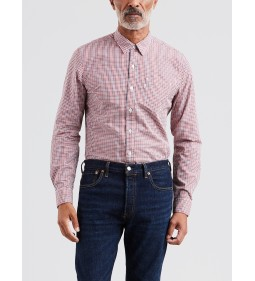 "Levi's ""Sunset 1 Pocket Shirt"" Bowstring Cloud Dancer"