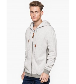"Mustang ""Sweatjacket"" Grey"