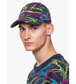 "Tommy Jeans ""Sport Cap"" Multi"