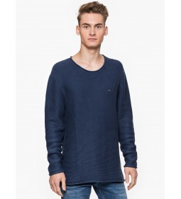 "Tommy Jeans ""Washed Sweater"" Navy"