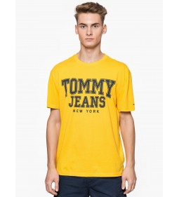 "Tommy Jeans ""Essential Colleg"" Yellow"