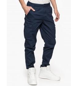 """Tommy Jeans """"Skater Cargo"""" Navy"""