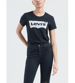 "Levi's ""The Perfect Tee"" Holiday Tee Black"