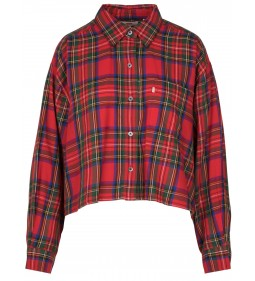 """Levi's """"Selah Shirt"""" Popple Lychee"""