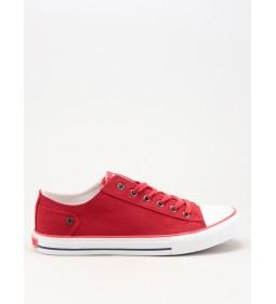 """Big Star """"DD174274"""" Red"""