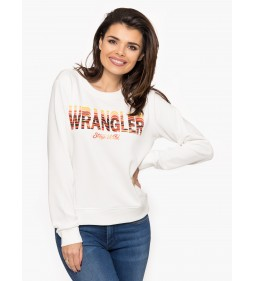 "Wrangler ""Sweat"" Off White"