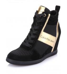 "Calvin Klein ""R0648BGO"" Black/Gold"
