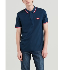 "Levi's ""Modern Hm Polo"" Hm Patch Dress Blues"