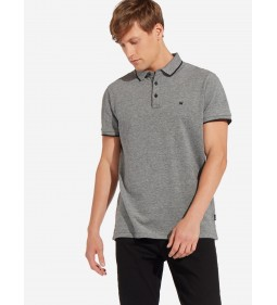 "Wrangler ""Refined Polo"" Black"