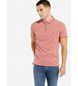 "Wrangler ""Refined Polo"" Scarlet Red"