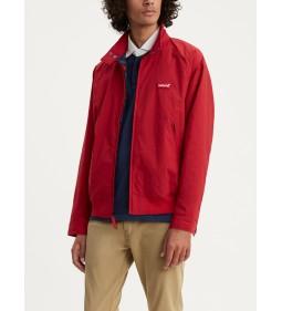 """Levi's """"Baracuda Jacket"""" Crimson"""