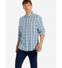 "Wrangler ""1Pkt Shirt"" Cerulean Plus"